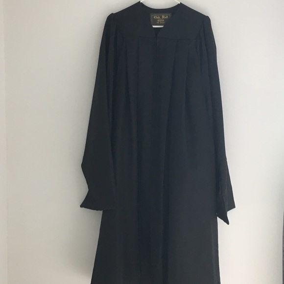 Other | Masters Degree Graduation Gown | Poshmark